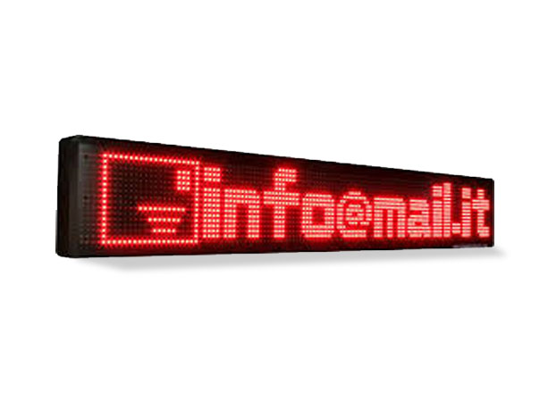 (Italiano) Variable Message Led Panel