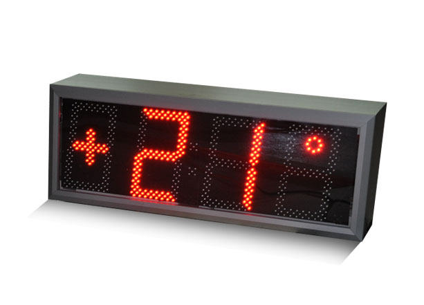 (Italiano) Clock Date Temperature Display
